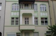 Fassadengestaltung, Sebastian-Bach-Straße Witt Malerbetrieb & Hausservice in Halberstadt