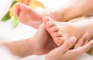 Podologische Massage