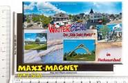 Maxi Magnet Winterberg Motiv
