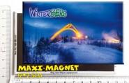 Maxi Magnet Winterberg Schanze