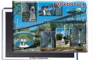 Magnet Panorama Erlebnis Brücke Winterberg
