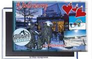 Magnet Winterberg im Winter