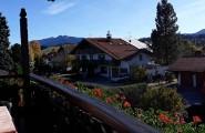 Balkon der Ferienwohnung Andrea