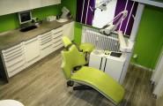 Freundliche Behandlungsräume bei Zahnarzt Dr. Bodo Ulrich