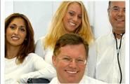 Praxisteam der Zahnarztpraxis Dr. Bieniek in Wuppertal