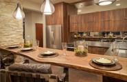 Küche von der Tischlerei Holz in Form in Neuwied nach Maß gefertigt.