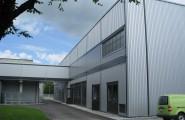 Neubau Energieversorgung mit Hochtrasse von Bückle & Partner - Architekten und Ingenieure aus Ulm