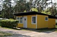 Ferienhaus Reiherholz Campingplatz in Rheinsberg
