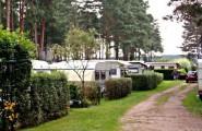 Stellplätze Camping am Reiherholz