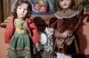 Antike Puppen von Kunst und Antiquitäten Heidi Cornwall in Flensburg