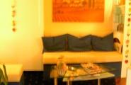 Wartebereich von BeauDay Kosmetikstudio in Bad Aibling