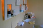 Behandlungsraum von BeauDay Kosmetikstudio in Bad Aibling