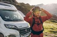 Für Ihre Reise in die Berge der perfekte Wegbegleiter