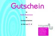 Gutschein - Fotografie Gröbenzel