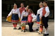 Folkloregruppe aus Talinn