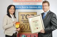 Agnieszka und Detlef Horn von Horn Immobilienbüro in Neubrandenburg