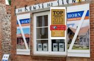 Schaufenster von Horn Immobilienbüro in Neubrandenburg