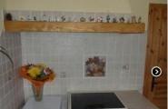 Küchenzeile mit eingebautem Abzug  Silvio Hornung in Leipzig