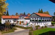 Restaurantgebäude vom Gut Altholz bei Deggendorf