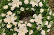 Frühlingsgefühle dank Blumenkränzen aus Hünxe.