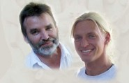 Steinmetze Werner und Michael Kleffel