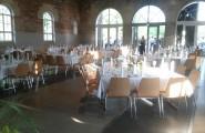 Veranstaltungssaal von Tropische Events mit CLIVE cocktails in Neu-Ulm