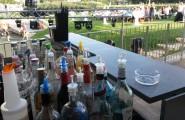 Getränke auf der Bar von Tropische Events mit CLIVE cocktails in Neu-Ulm