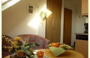 Wohnung 4 - Sitzecke 2 von Haus Gerrelts auf Norderney