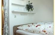 Wohnung 4 - Schlafzimmer von Haus Gerrelts auf Norderney