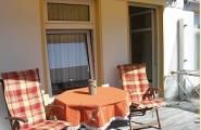 Eigener Balkon bei Wohnung 1 und Wohnung 2