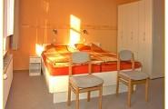 Wohnung 1 - separates Schlafzimmer von Haus Gerrelts auf Norderney