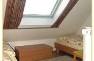 Wohnung 3 - Schlafzimmer von Haus Gerrelts auf Norderney
