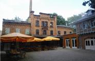 Anbau - Fabrik mittlerer Hasenpfad / Frankfurt - Hofansicht vom Architekturbüro Momeni in Offenbach und Frankfurt am Main