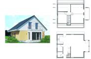 Projekt - Neubau eines Einfamilienhauses vom Architekturbüro Momeni in Offenbach und Frankfurt am Main