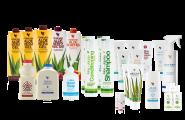 Produkte mit Aloe Vera