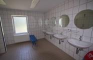 Waschräume auf dem Campingplatz Düderode