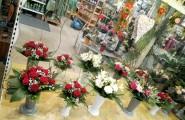 In unserem Geschäft in Hamburg fertigen unsere Floristinnen täglich geschmackvolle Blumensträuße