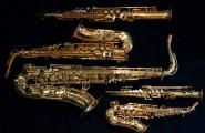 Goldenes Saxophon