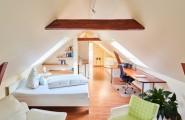 Geräumiges, sauberes, Studio-Apartment