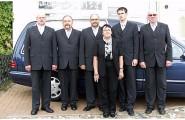 Das Team vom Bestattungshaus Engelhardt