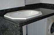 Marmorplatten fürs Waschbecken