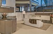 Basaltgraue Küche von KOW Design GmbH in Berlin