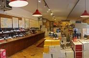 Gerads Weinmarkt von Innen