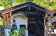 Räucherhütte von der Herzoglichen Fischzucht Wildbad Kreuth in Kreuth