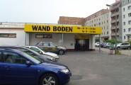 Eingang von Wand + Boden Vertriebs GmbH in Frankfurt an der Oder