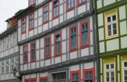 Fachwerkfassade von Witt Malerbetrieb & Hausservice in Halberstadt