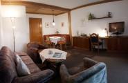 Wohnraum der Ferienwohnung Susanne