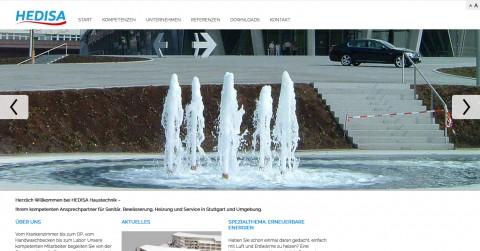 Ihr Partner für sanitären Anlagenbau - Hedisa Haustechnik in Stuttgart in Stuttgart