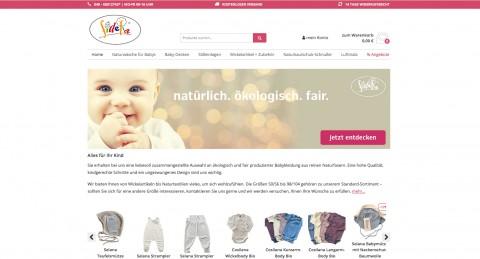 Babyartikel-Versand: Fidelia-Versand in Hamburg in Hamburg