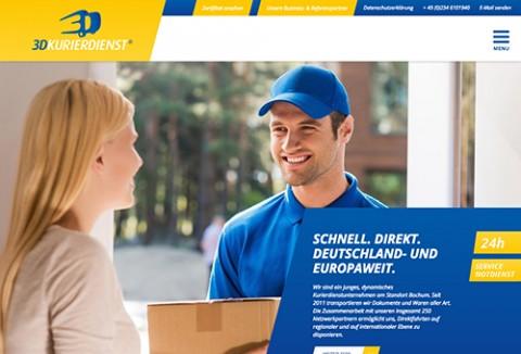 3D-Kurierdienst UG in der Region Essen in Bochum